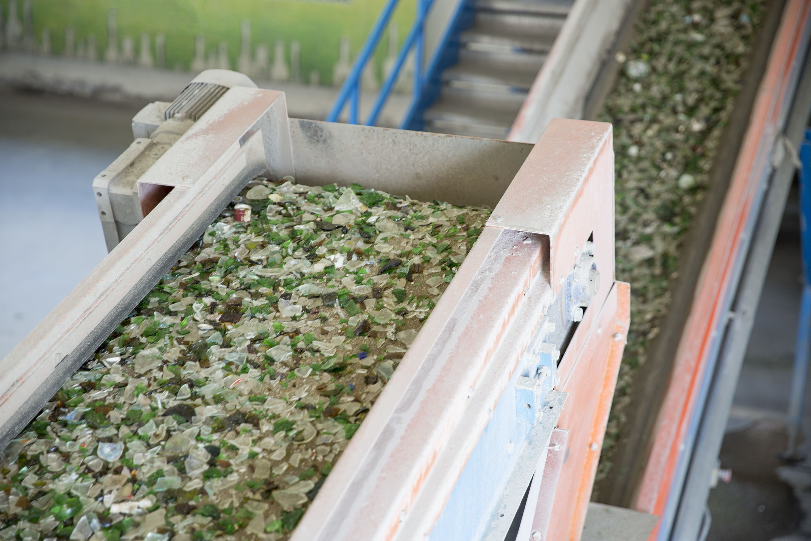 Project Feasibility study of Glass Recycling Plant