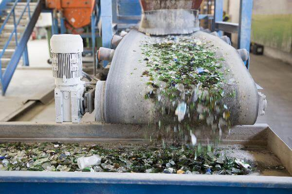 Glass Recycling Plant project feasibility