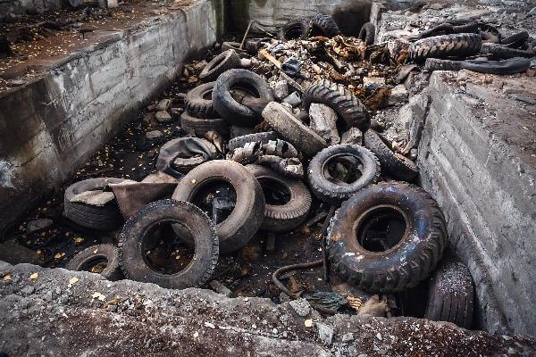 Tire Recycling Project project feasibility