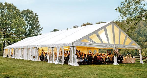 Renting Events Tents  project feasibility