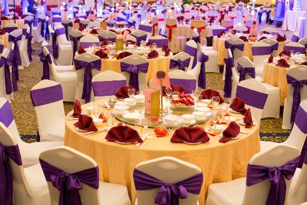A Wedding And Events Hall project feasibility